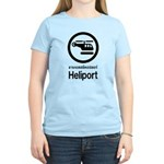 Heliport - Thai Sign Women's Light T-Shirt