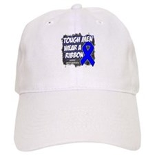 Colon Cancer Tough Men Wear Baseball Cap