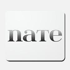 Nate Carved Metal Mousepad