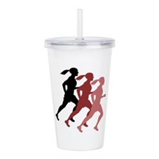 Come Together / World Peace Drinking Glass