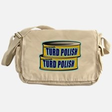 Turd Polish Messenger Bag