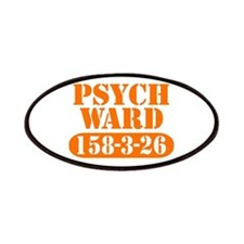 Psych Ward - Orange Patches