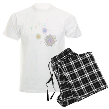 Dandelions Men's Light Pajamas