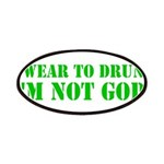 I'm NOT God! Patches