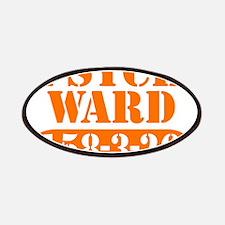 Psych Ward - Orange Patches