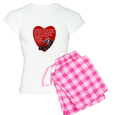 Stalker Anti-Valentine Women's Light Pajamas