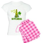 Drink Up Bitches! Women's Light Pajamas