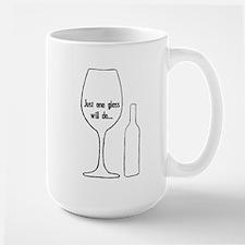 Just One Glass Mug