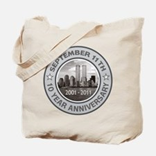 September 11 Anniversary Tote Bag