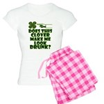 Does This Clover Make Me Look Drunk? Women's Light