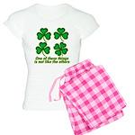 One of these things... Women's Light Pajamas