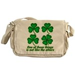 One of these things... Messenger Bag