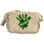 Irish for a Day Messenger Bag