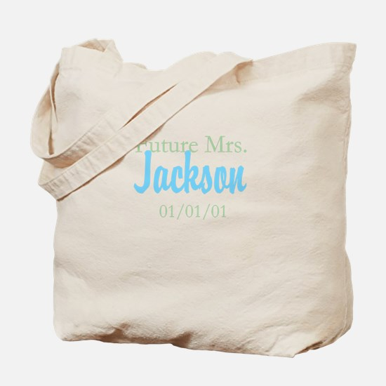 Custom Future Mrs. Tote Bag