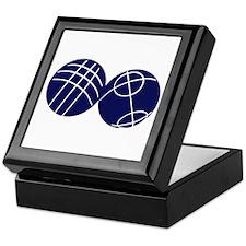 Boule petanque Keepsake Box
