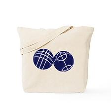 Boule petanque Tote Bag