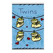 Twins201 Postcards (Package of 8)