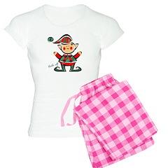 Little Elf Pajamas