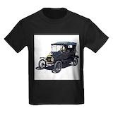 Model t ford Kids T-shirts (Dark)