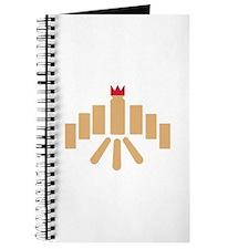 Kubb game Journal