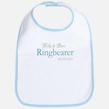 Custom Ringbearer Bib