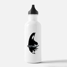 Orca Killer Whale Water Bottle