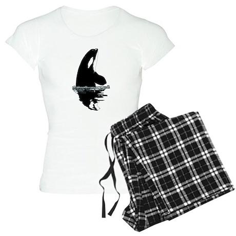 Orca Killer Whale Women's Light Pajamas