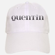 Quentin Carved Metal Baseball Baseball Cap