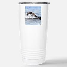 Swimming Seal Travel Mug