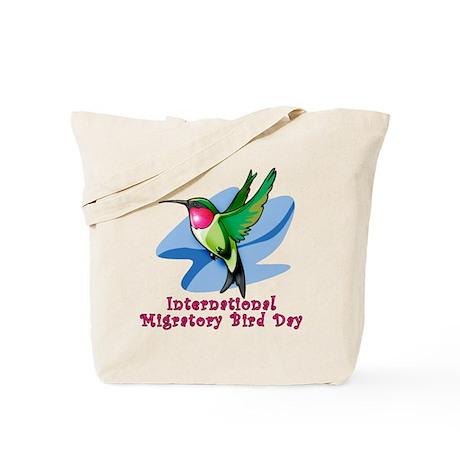 Hummingbird Migratory Bird Day Tote Bag