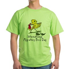 Celebrate Migratory Birds T-Shirt