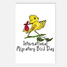 Celebrate Migratory Birds Postcards (Package of 8)