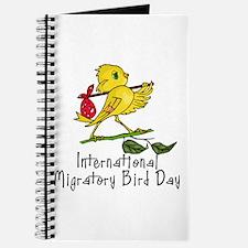 Celebrate Migratory Birds Journal