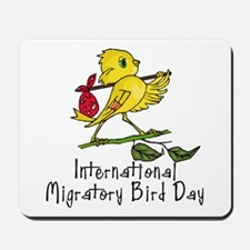 Celebrate Migratory Birds Mousepad