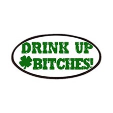 Drink up this Saint Patrick's Patches