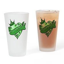 Irish Princess St. Patricks D Drinking Glass