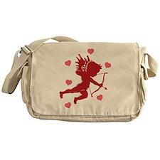 Valentine's Day Cupid Messenger Bag