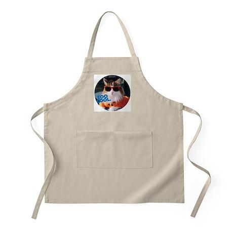 Cool Kitty BBQ Apron