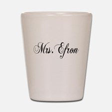 Mrs. Efron Shot Glass