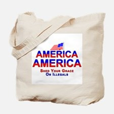 Hispanic America Shed Your...  Tote Bag