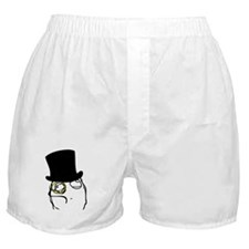 Monocled Sir Boxer Shorts