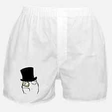 Monocled Sir Boxer Shorts