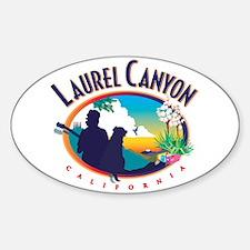 Laurel Canyon Logo Decal