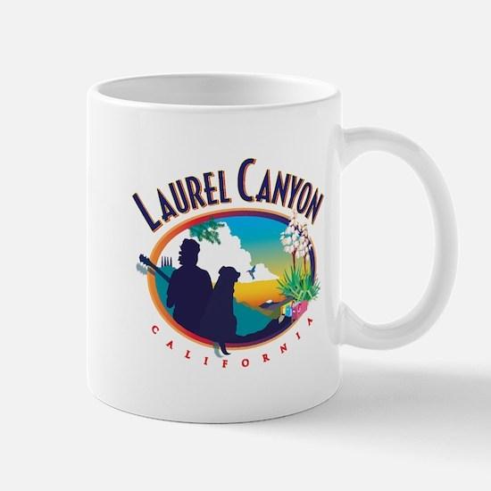 Laurel Canyon Logo Mugs