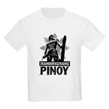 Mandirigmang Pinoy T-Shirt