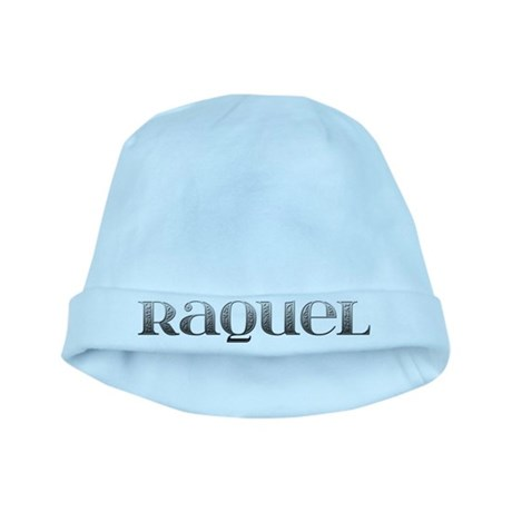 Raquel Carved Metal baby hat