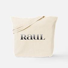 Raul Carved Metal Tote Bag