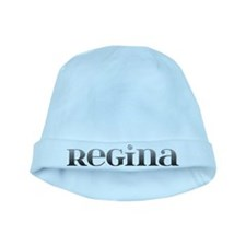 Regina Carved Metal baby hat