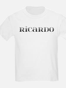 Ricardo Carved Metal T-Shirt