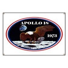 Apollo 18 (Movie) Banner